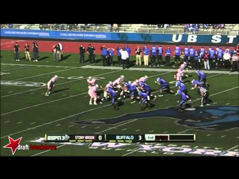 Marcus Coker vs Buffalo 2013 video.