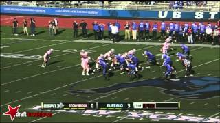 Marcus Coker vs Buffalo (2013)