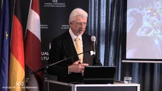 Ojars Eriks Kalnins, Chairman, Foreign Affairs Committee, Parliament of Latvia