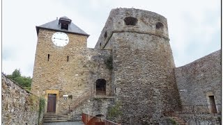 Castillo Bouillon - Bélgica