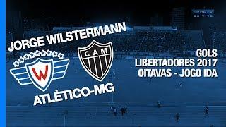 Siga - http://twitter.com/sovideoemhdCurta - http://facebook.com/sovideoemhdCONMEBOL LIBERTADORES BRIDGESTONE 2017Oitavas de Final - Jogo Ida