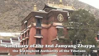 Labrang Monastery, GanSu 甘肃 province