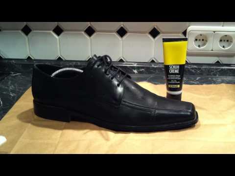 Schuhe polieren mit Schuhcreme - so geht's richtig