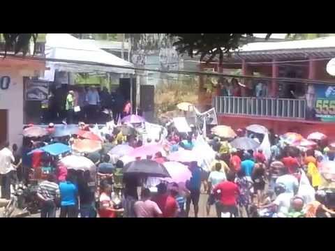 José Melo é Vaiado em Tapauá-AM