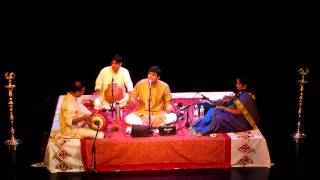 Milapfest Presents Sikkil Gurucharan