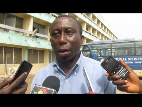 Video: Ghana will be in Rio 2016-Prof. Francis Dodoo