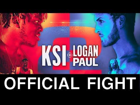 KSI vs. Logan Paul 2 (Free Live Stream)