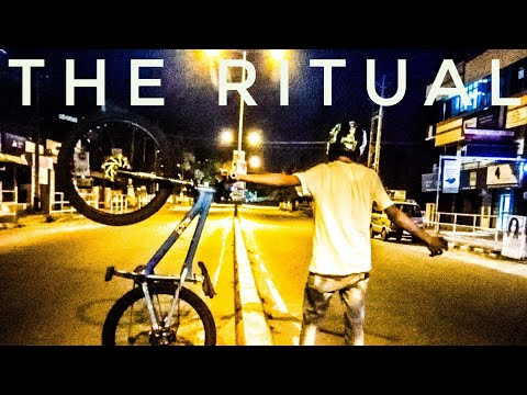 THE RITUAL -  |Ameen stuntlordz| MTBstunts from team stuntlordz. | DAILY LIFE |