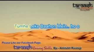 Video Tum Bhi Chalo (Jameer) Video Karaoke with Lyrics by Amitabh Rastogi MP3, 3GP, MP4, WEBM, AVI, FLV Agustus 2018