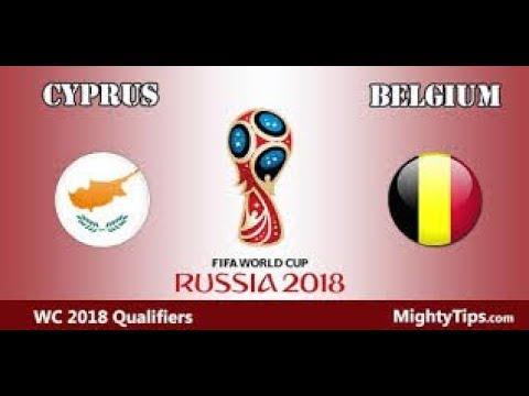 belgium 4-0 cyprus...WOR;D CUP QUALIFIER,GOAL HIGHLIGHTS..9 october 2017