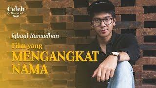 Iqbaal Ramadhan Soal Film 'Dilan': Ini Jebakan yang 'Manis'!!