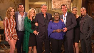 Video The Cast Of The Young And The Restless Reflect On 45 Years Of Y&R - Part 1 MP3, 3GP, MP4, WEBM, AVI, FLV Oktober 2018