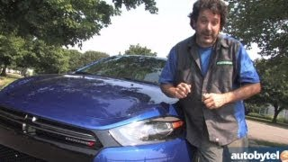 2013 Dodge Dart GT Test Drive&Compact Car Video Review