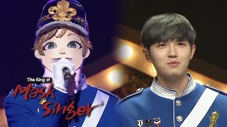 Video Kim Jae Hwan is the Main Vocalist of National Idol 'Wanna One'!! [The King of Mask Singer Ep 150] MP3, 3GP, MP4, WEBM, AVI, FLV Februari 2019