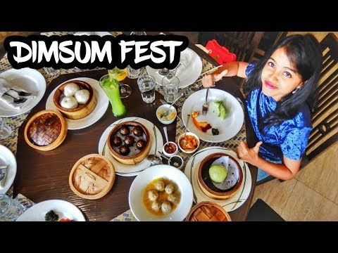 Dimsum Festival | Chinese Food In Mumbai | China Bistro | Mumbai Food | Momos Bao Bun Dumplings