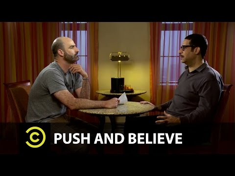 Push And Believe: Erik Griffin (Workaholics) and Brody Stevens (from Comedy Central and CC: Studios)