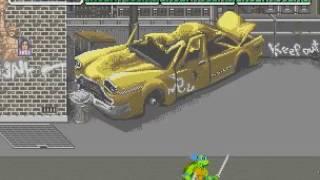 Teenage Mutant Ninja Turtles [tmnt] (Arcade Emulated / M.A.M.E.) by flavioene