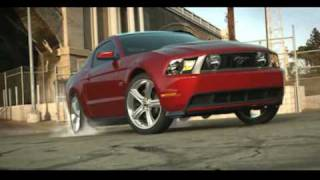 Ford Mustang GT 2010 — обзор