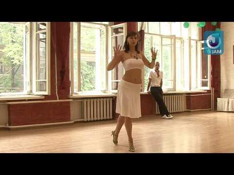 Аргентинское танго. Видео-урок №2