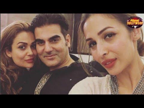 Whats Brewing Between Exes Malaika Arora & Arbaaz