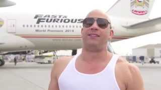 Nonton Furious 7 Star Vin Diesel Is Talking About Yas Island Film Subtitle Indonesia Streaming Movie Download