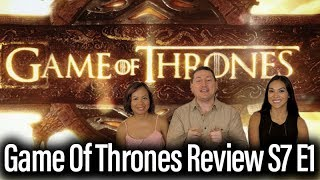 John is joined by Ann Campea and Kaori Takee to talk about this week's episode of Game Of Thrones.