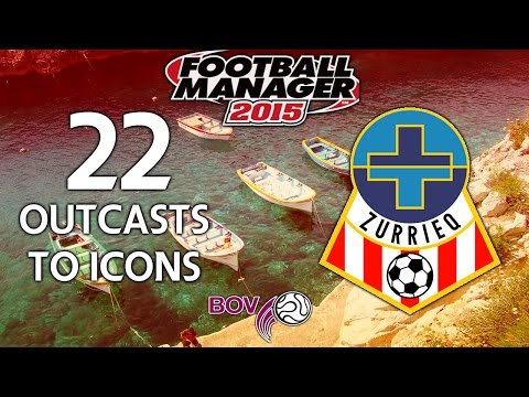 Outcasts To Icons - Ep.22 Building Some Consistency (Zebbug) | Football Manager 2015