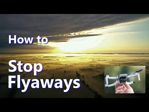 Mavic Mini: How to Stop Flyaways & Prevent your Drone Being Blown Away