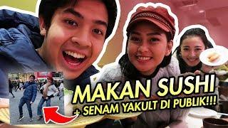 Video SENAM YAKULT DI JALAN RAYA! URAT MALU SUDAH PUTUS?! (Ft. Dara Arafah) MP3, 3GP, MP4, WEBM, AVI, FLV Maret 2019