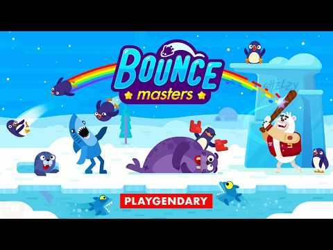《Bouncemasters》手機遊戲玩法與攻略教學!