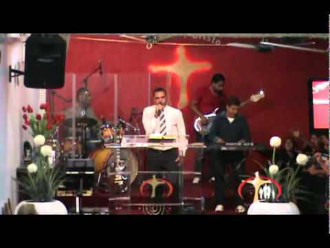 16º Aniversário da Igreja de Cristo em Niterói - Dia 16-10-2011