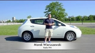 (ENG) 2013 Nissan LEAF - Test Drive And Review