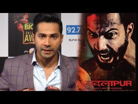 Varun Dhawan Opens Up On Being Nominated For Badla