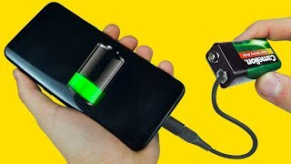 11 SIMPLE LIFE HACKS WITH SMARTPHONE