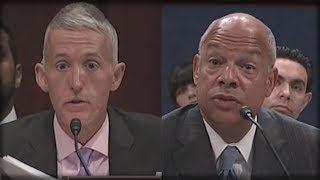 Download Youtube: WITH ONE QUESTION TREY GOWDY GOT JEH JOHNSON TO FLIP ON OBAMA AND SPILL EVERYTHING