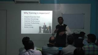 Train The Trainer Program Part 2 by Life Coach Kalpesh Desai