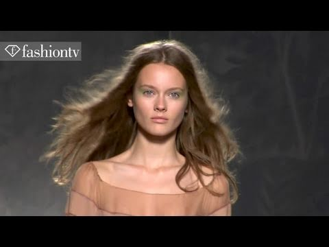 MODEL TALKS - http://youtube/FashionTV MILAN - Monika