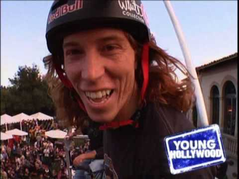 Shreddin' With Shaun White (видео)