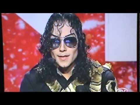 Ecuador Tiene Talento - Jeico Smith Doble de Michael Jackson