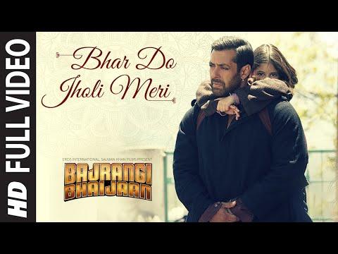 'Bhar Do Jholi Meri' FULL VIDEO Song - Adnan Sami | Bajrangi Bhaijaan | Salman Khan Pritam