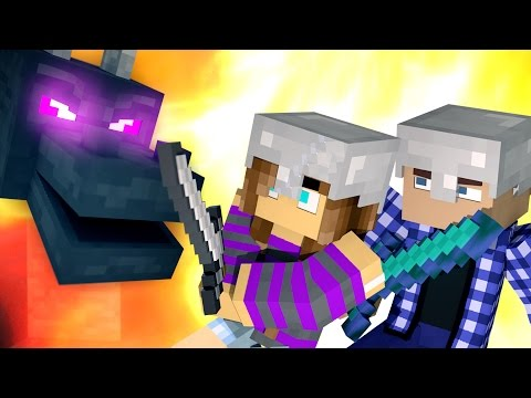 Minecraft Song 'with You' Animated Music Video - Tryhardninja feat. Lindee Link
