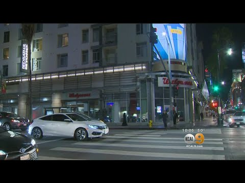 Suspected Shoplifter Killed By Security Guard In Shooting At Hollywood Walgreens