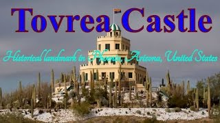 Phoenix (AZ) United States  city photos : Visit Tovrea Castle, Historical landmark in Phoenix, Arizona, United States