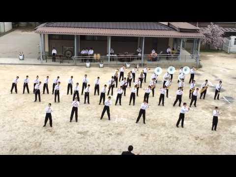 2015.4.12☆瀬田北中学校 定期演奏会2
