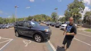 Autoline's 2010 Honda Pilot LX Walk Around Review Test Drive