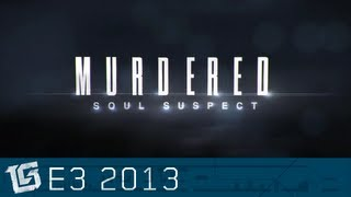 Murdered - Official E3 2013 Trailer