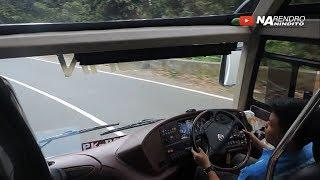 Video JOSS TENAN! Skill sopir bus muda usia 20an di jalur ekstrim Hutan Lindung Bengkulu MP3, 3GP, MP4, WEBM, AVI, FLV Juni 2018