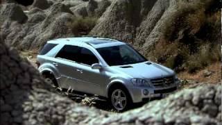 Mercedes-Benz ML 63 AMG Trailer