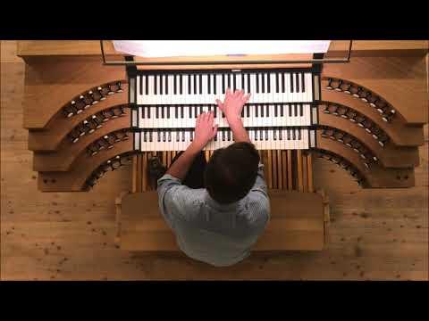 Sigfrid Karg-Elert: Valse mignonne (op. 142 Nr. 2)
