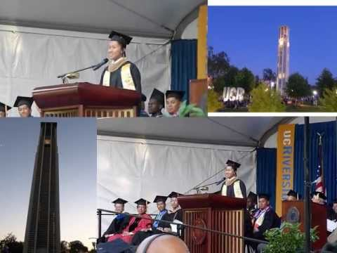 2013 UCR Beer Pong Commencement Speech